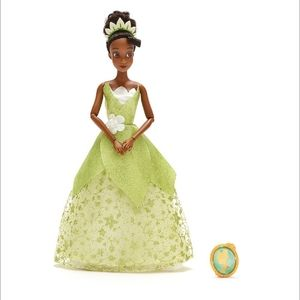Tiana Collection Doll with Pendant